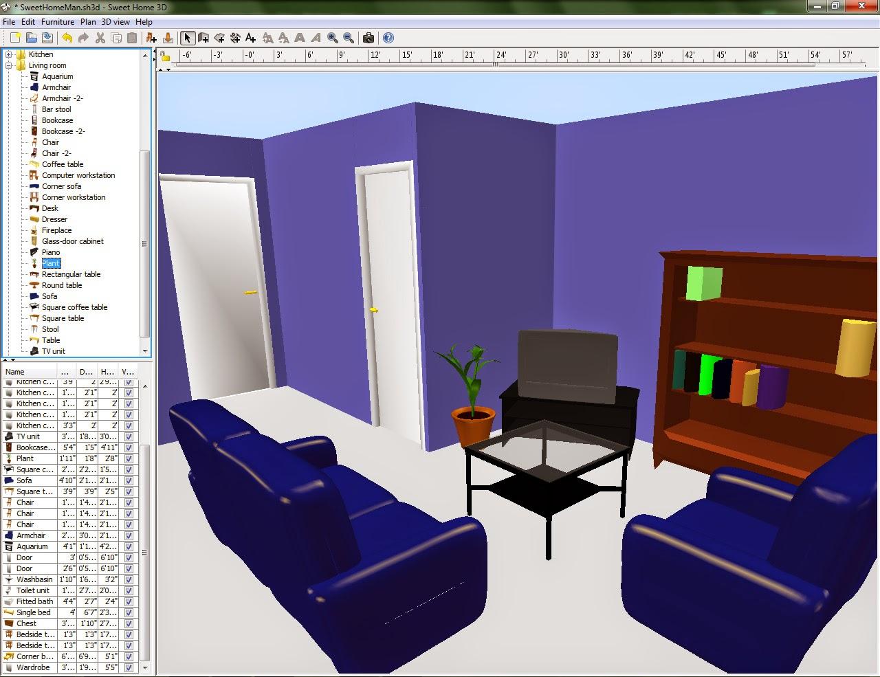 interior design software free 2014