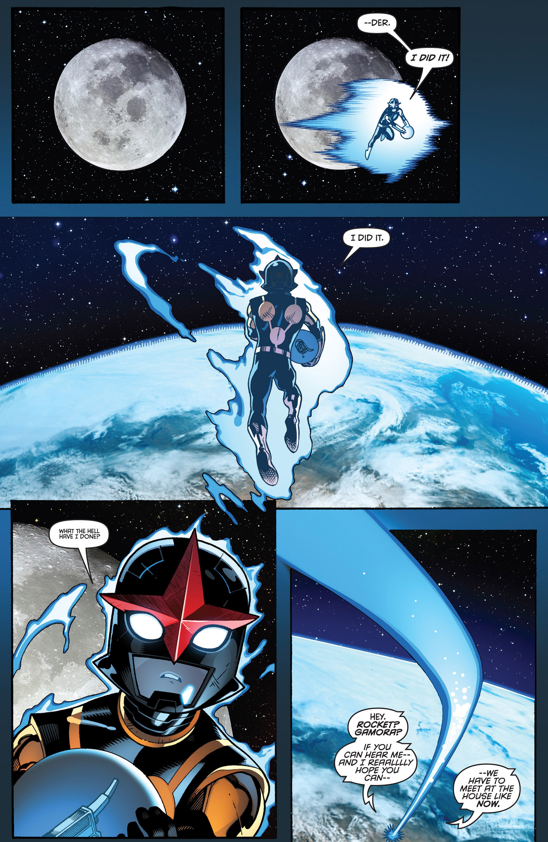 Nova (2013) - Chapter  4   pic 18