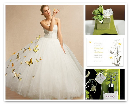 wedding dress butterfly design butterfly theme wedding decoration have your dream wedding
