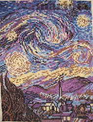 Gwiaździsta noc Vincenta van Gogha