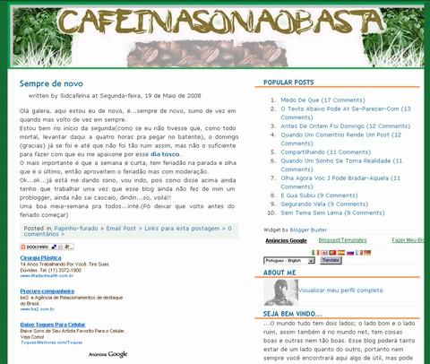 Visite Cafeina-só-não-basta