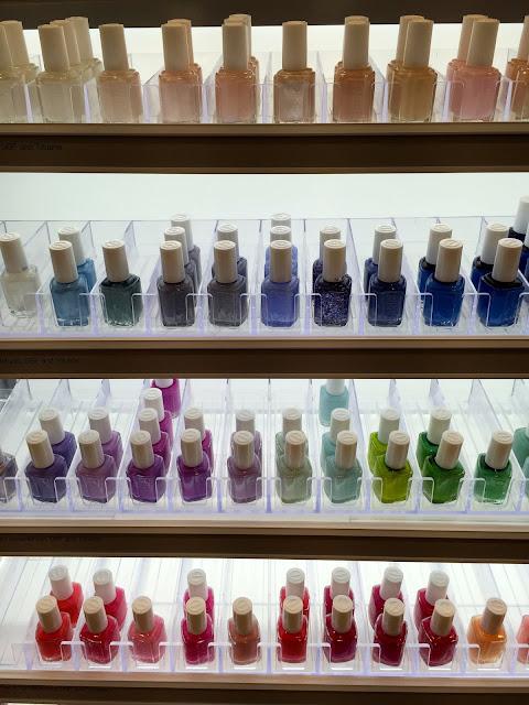 Essie nail polish, Essie Bikini So Teeny
