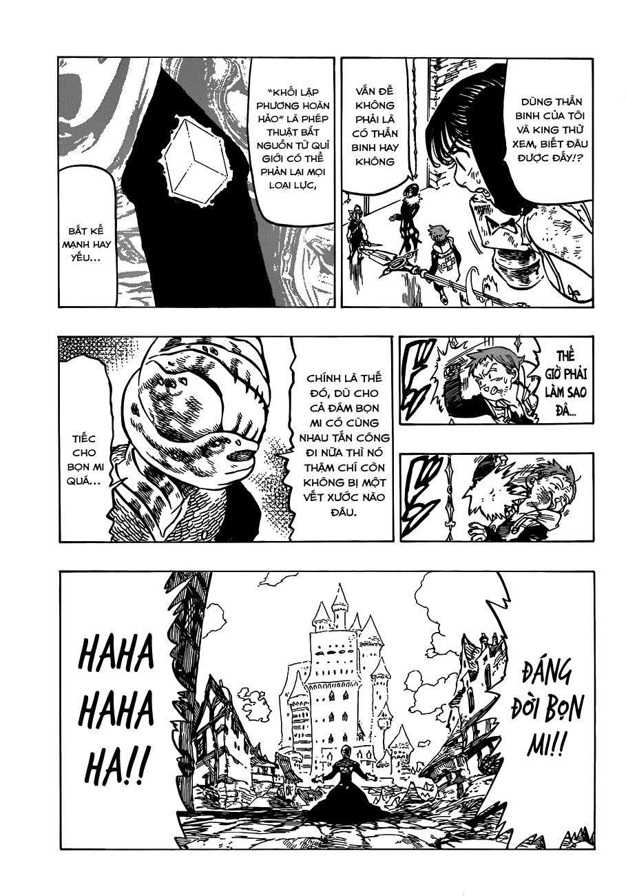 Nanatsu no Taizai - Thất Hình Đại Tội chap 84 page 8 - IZTruyenTranh.com
