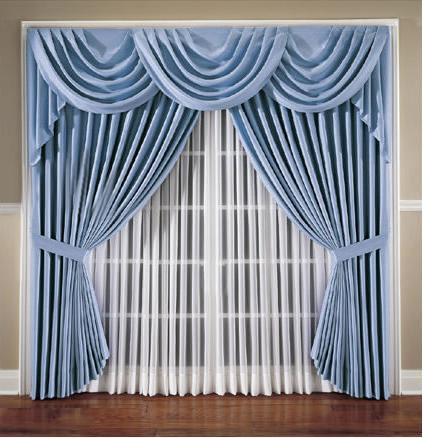 Cortina per cortinas modernas per modelos de cortinas for Cortinas modernas para puertas de cocina