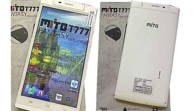 Tablet Mito T777 : Spek Mantap Harga Bersahabat