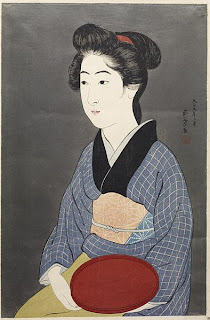 I disegni ad inchiostro di Hashiguchi Goyo