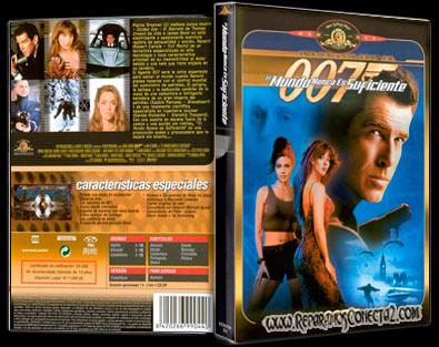 El Mundo Nunca es Suficiente 1999 | Carátula | cineclasicoc2.creatuforo.com
