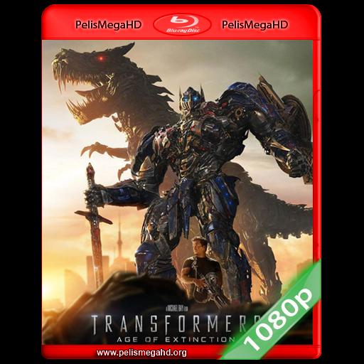 TRANSFORMERS: LA ERA DE LA EXTINCIÓN (2014) BLURAY 1080P HD MKV ESPAÑOL LATINO