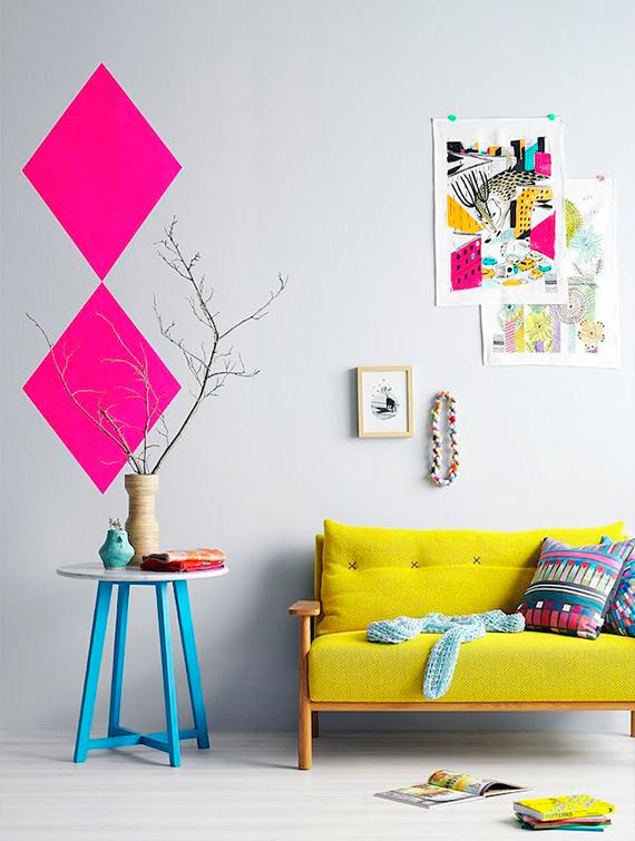 Como renovar com cores