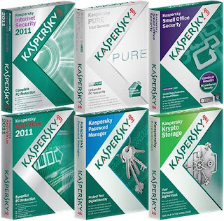 Download - Kaspersky Products 2011 Full - (Ativado para Sempre)
