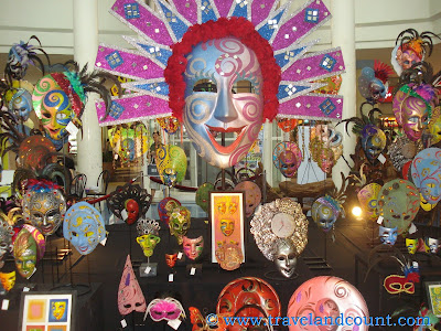 Masskara Masks in Bacolod City