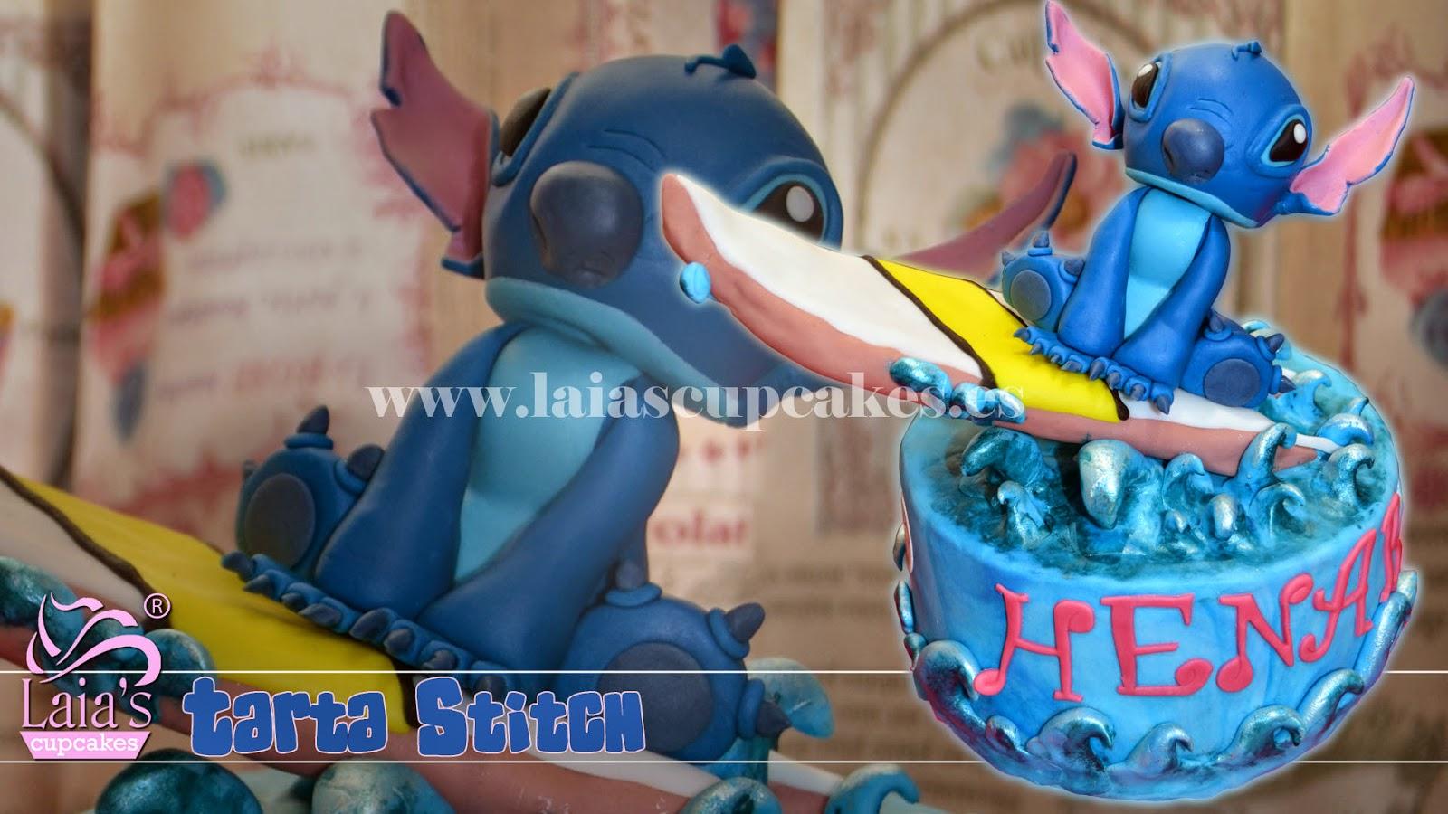 tarta fondant personalizada laia's cupcakes puerto sagunto