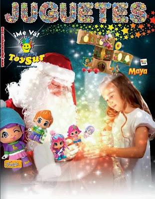 catalogo toysur juguetes navidad 2013