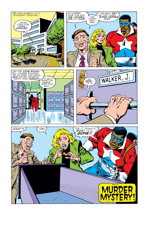 Captain America (1968) Issue #351 #283 - English 24