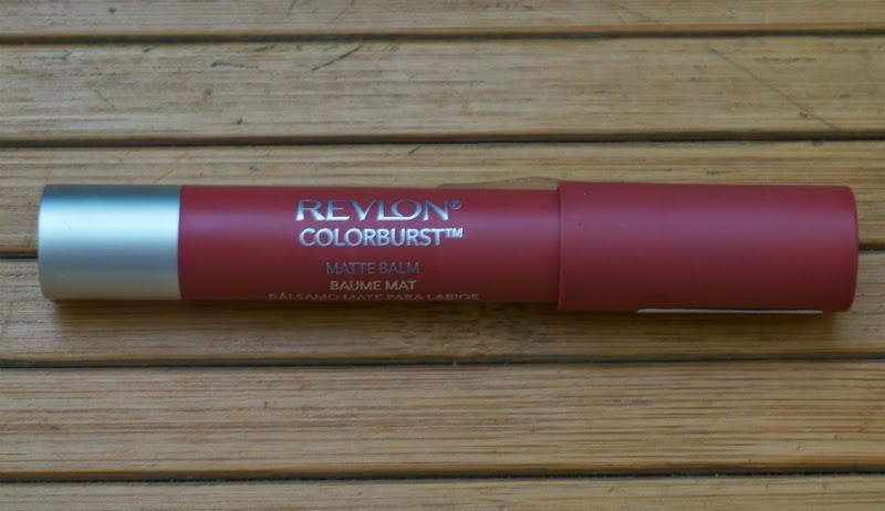 Review: Revlon Color Burst Matte Balm in Sultry