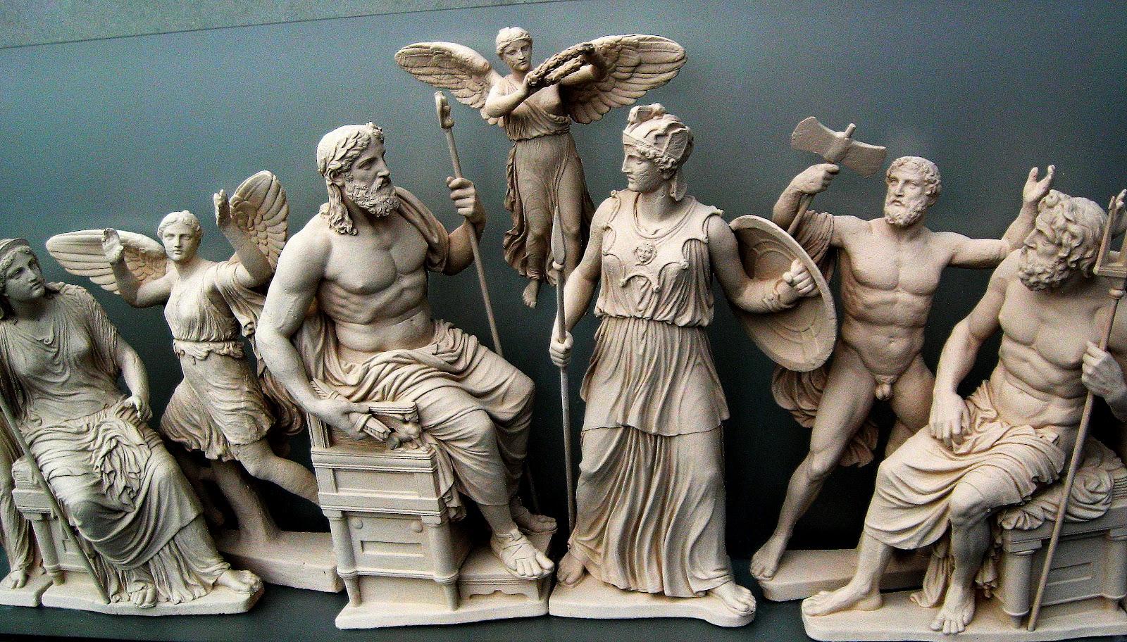 Фото Боги Греции