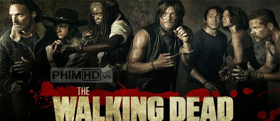 Xác Sống: Phần 5 - The Walking Dead: Season 5 - 2014