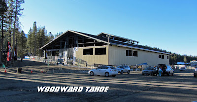 Tahoe action sports facility now open to the public