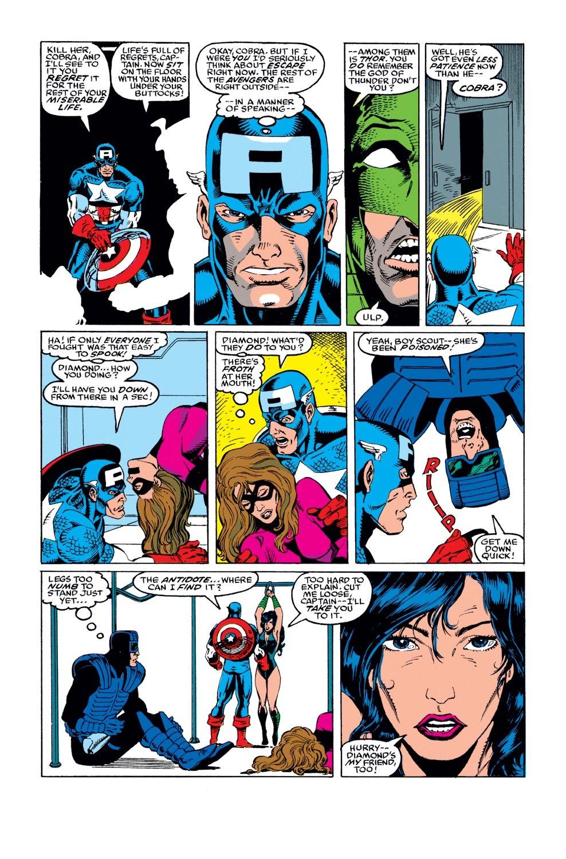 Captain America (1968) Issue #382 #315 - English 14