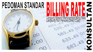 Billing Rate Jasa Konsultan