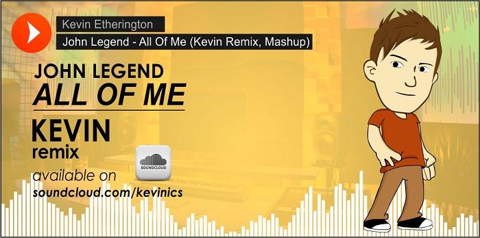 Kevin Remix, Mashup