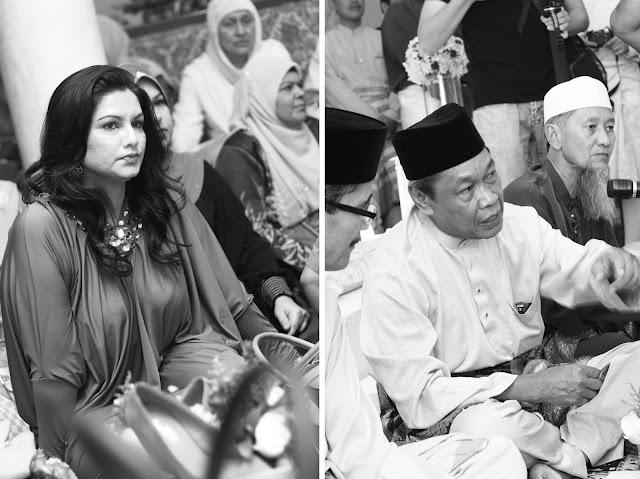 majlis pernikahan imran & azura 6