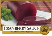 The Yankee Candle Company Cranberry Sauce Candle