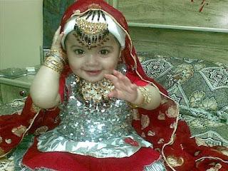 bayi+muslimah+cantik+imut