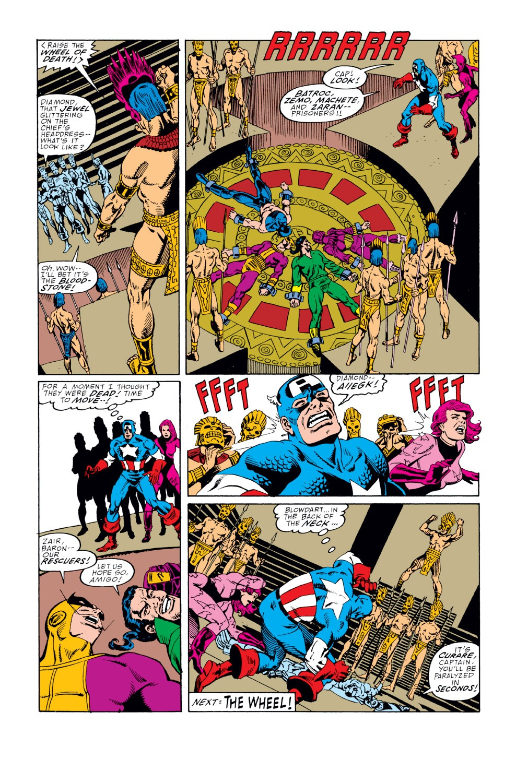 Captain America (1968) Issue #358 #291 - English 18