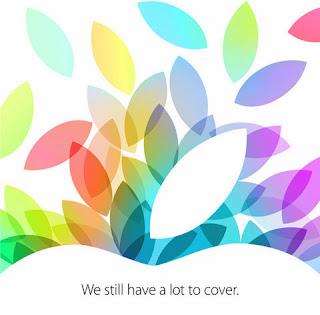 Nuevo evento de apple 22 de octubre
