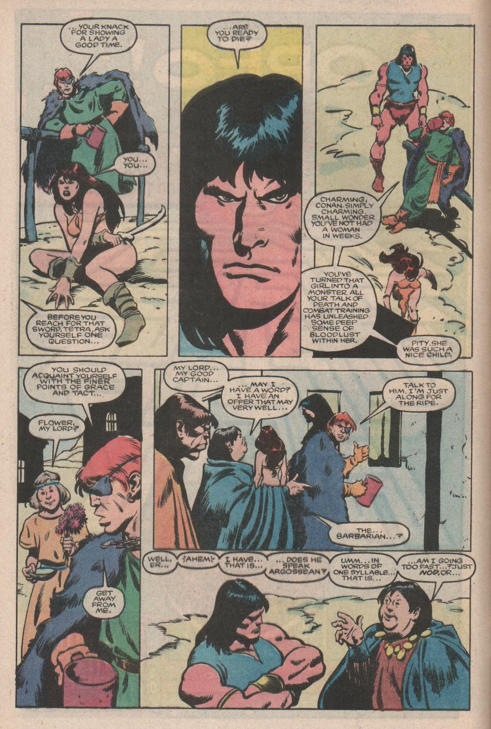 Conan the Barbarian (1970) Issue #176 #188 - English 6