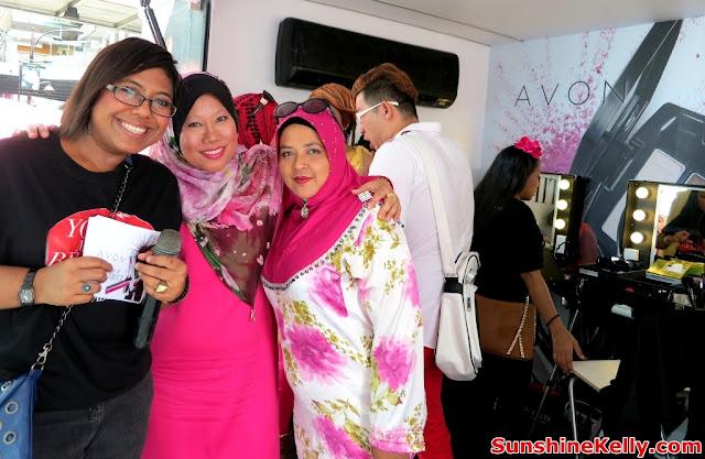 Avon, You Make Me Beautiful, beauty caravan, new Avon Makeup Collection, makeup, beauty