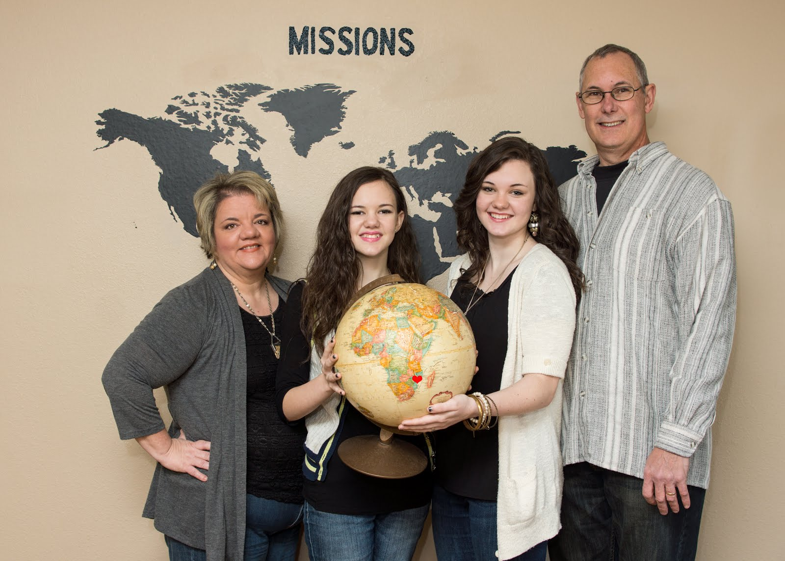 Missionaries to Mozambique