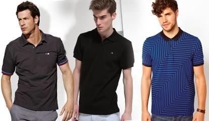 Tips Memilih Jenis Polo Shirt Yang Tepat Bagi Pria