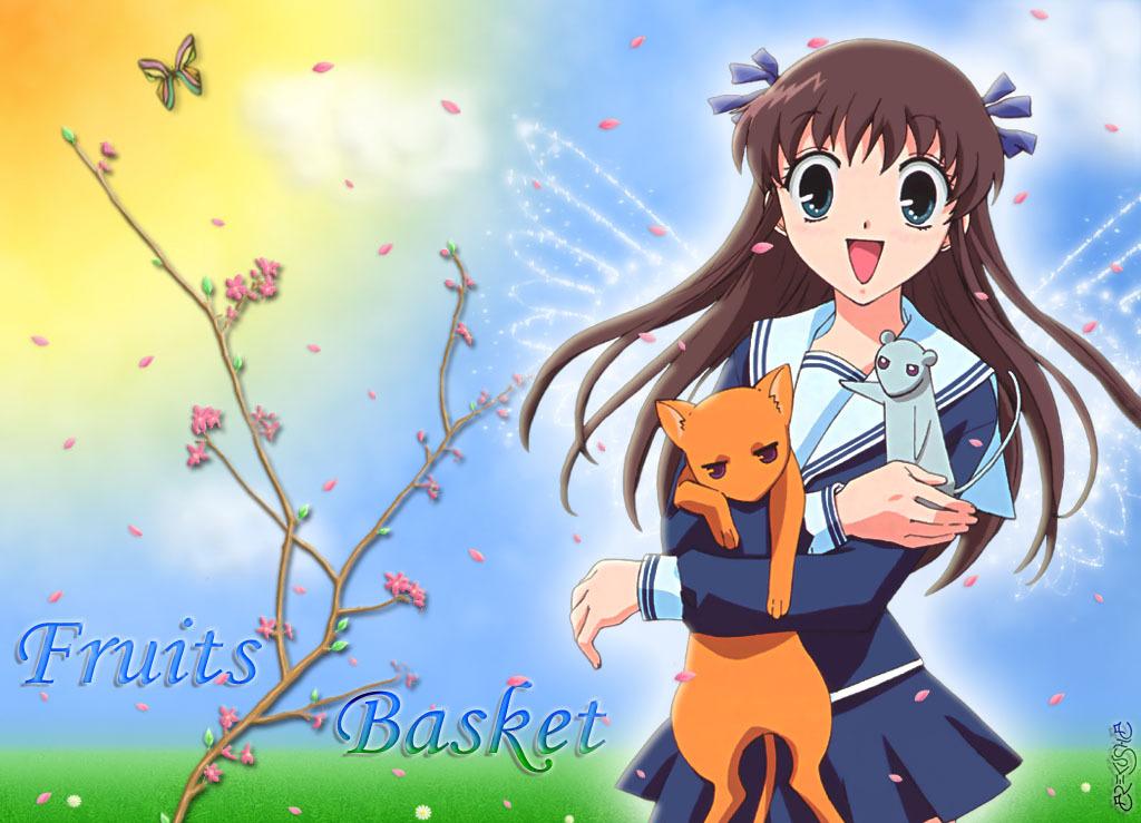 Tania Cosplay: Fruits Basket, Cute Shōjo Story