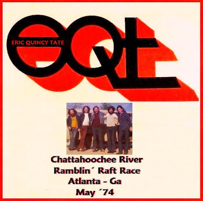 Eric Quincy Tate - Chattahoochee River - Atlanta - Georgia - May '74