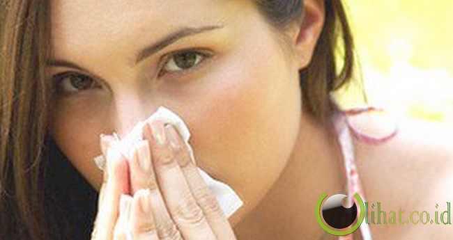 10 Cara Alami Melegakan Hidung Tersumbat