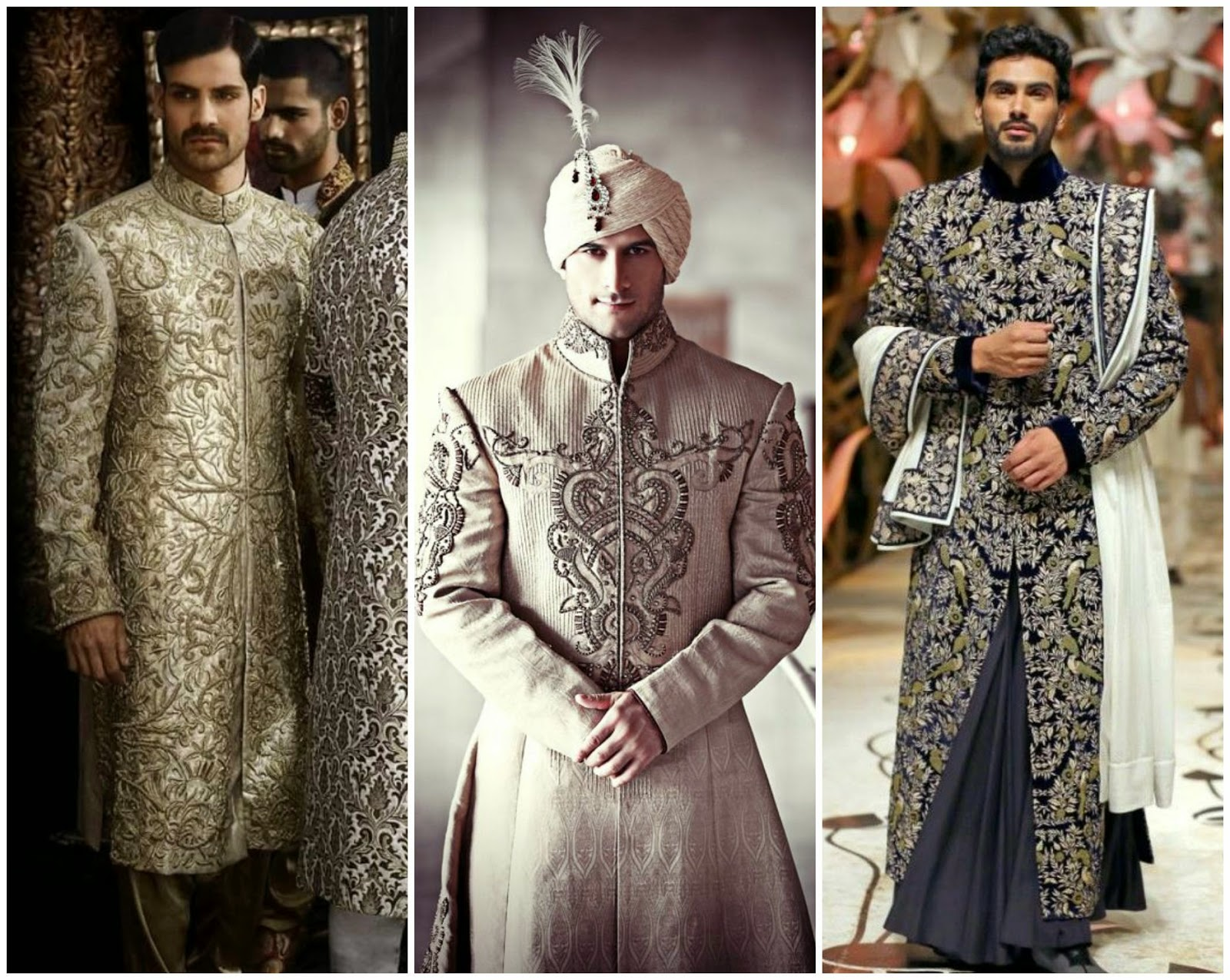 wedding work sherwani, latest designer heavy sherwani, work sherwani