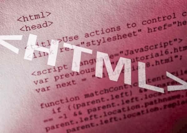 Cara Menulis Kode HTML di Postingan Blog,html,tips blogging