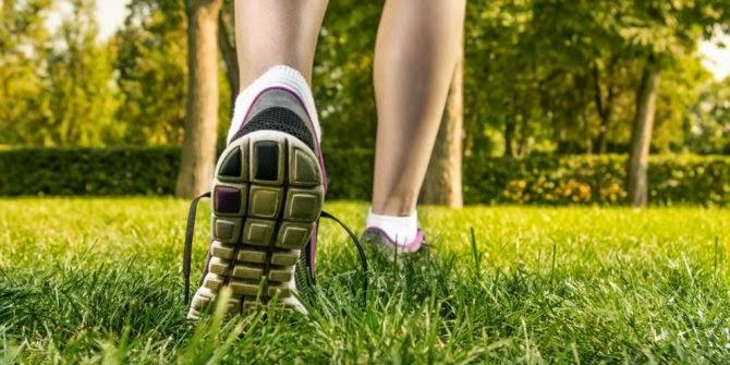 Manfaat jalan sore bagi kesehatan