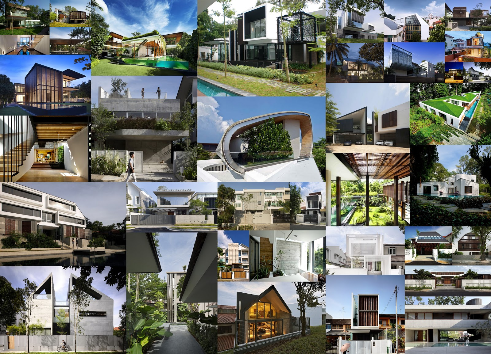 50 more singapore houses urban architecture now for Architectural design homes pictures