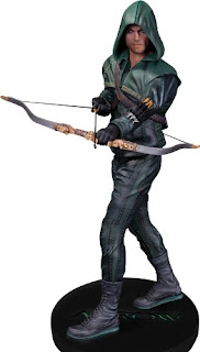 Green Arrow (Oliver Queen) Character Review - Statue Product
