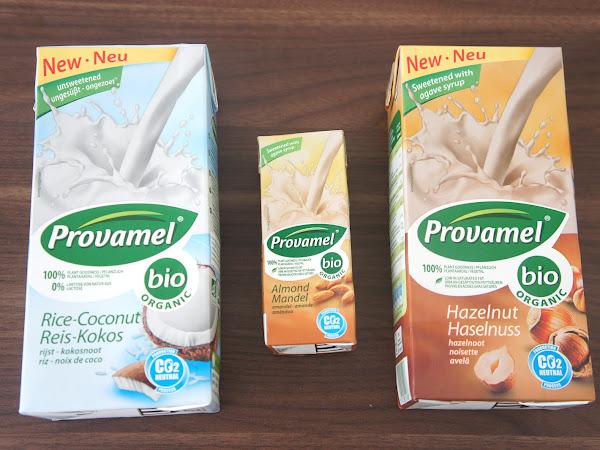 neue Produkte von Provamel