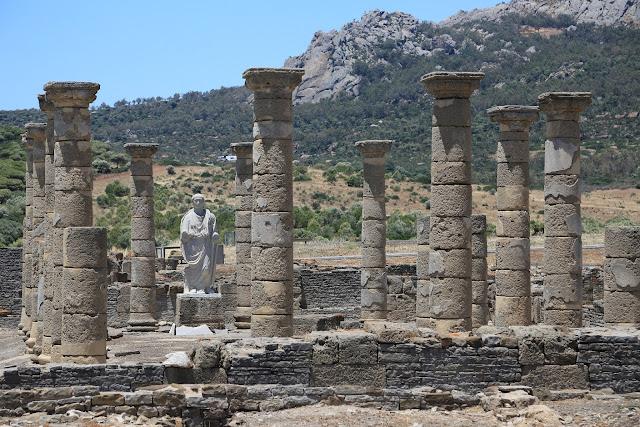 TARIFA; Visita a las ruinas de Baelo Claudia y a la duna de Bolonia