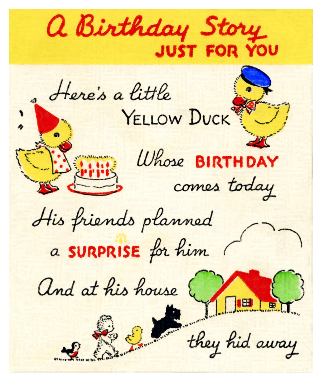 Really cute birthday letters seohoamolan21s soup funny birthday greeting really funny kristyandbryce Images