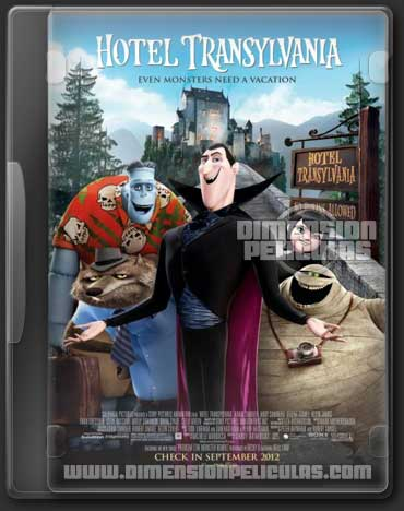 Hotel Transylvania (BRRip HD Inglés Subtitulada) (2012)