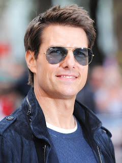 'Oblivion' star Tom Cruise celebrated his daughter Suri's birthday early