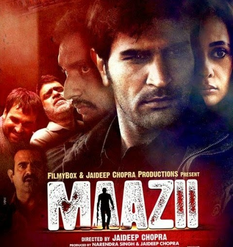 maazii hindi movie 2013 poster