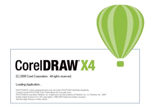 Sejarah CorelDRAW - CorelDRAW Versi X4 (2008)