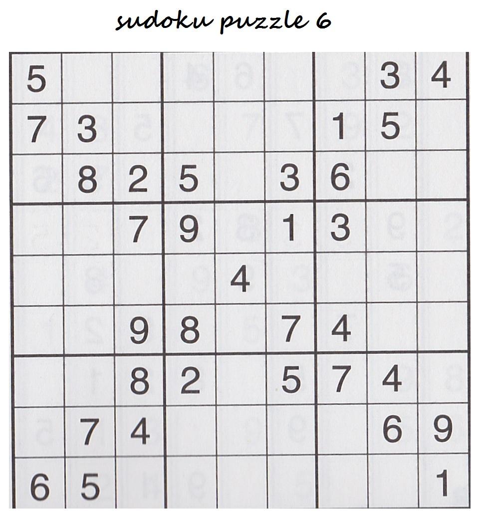 sudoku puzzel solver